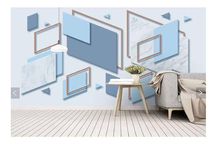 Modern Geometric wall mural