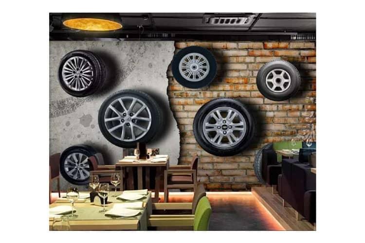 3D-murals-stereo-retro-nost