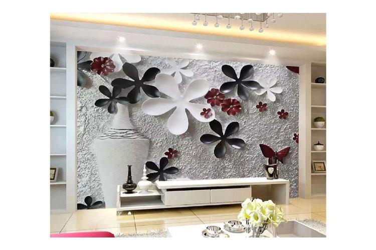 3d-vase-wall-mural