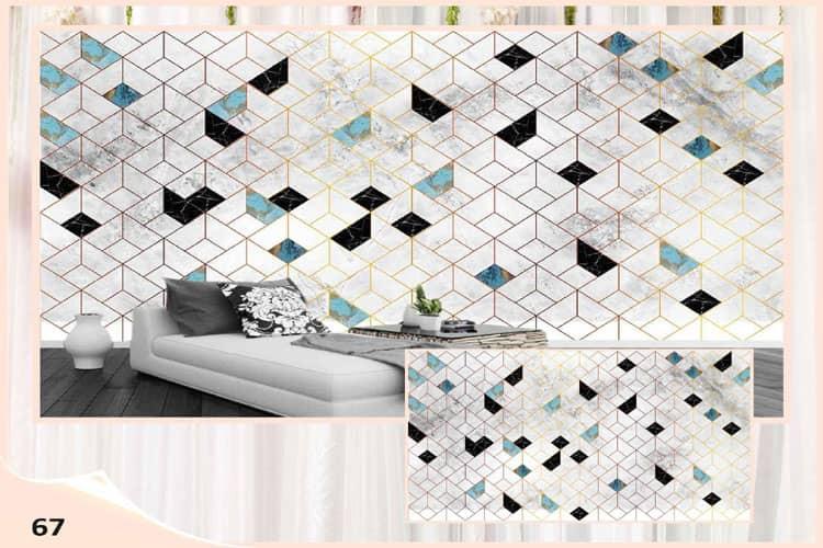 Abstract wallpaper mural