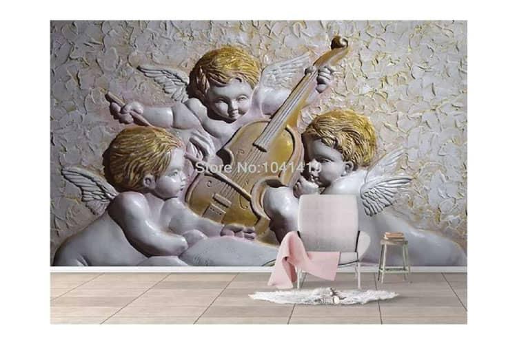 Angel-Violin-Wall-Mural-Wal