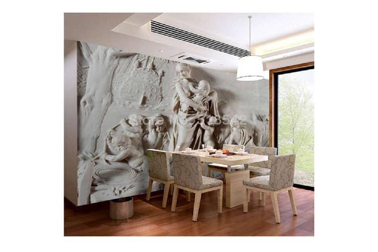Lady-little-angel-wall-mural