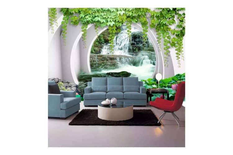 Landscape-living-room-wallpaper