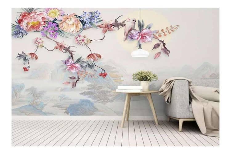 Magnolia-Blossom-Hand-paint